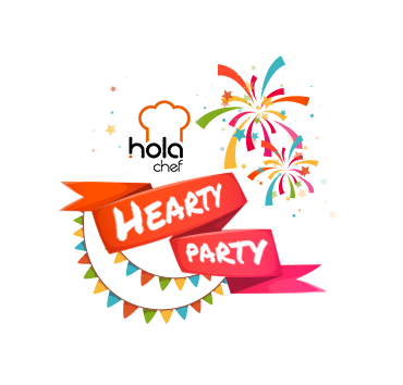 Holachef Party Order