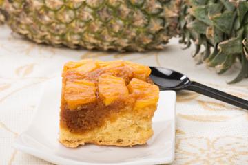 Pineapple upside