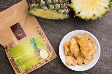 Dried pineapple %2850g%29