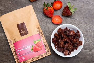 Dried strawberry %2850g%29